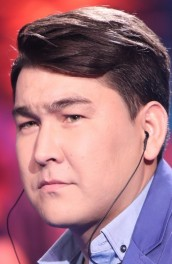 Актеры из сериала Где логика? 1 сезон - Азамат Мусагалиев